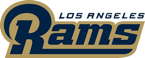 ram logo transparent file los angeles rams textlogo png wikimedia commons