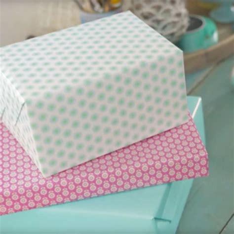 how to wrap a present giftology how to wrap a present hallmark ideas