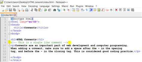 Html Comment Section by Html Comments Web Development Tutorial Series Part 9