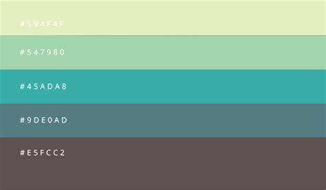 2016 best color palettes designsday 8 awesome color combinations schemes for your