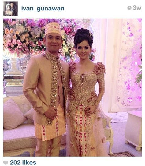Gaun Kebaya Ivan Gunawan gaun kebaya modern ivan gunawan terbaru yang istimewa