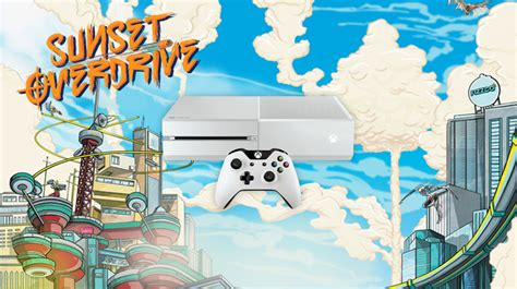 Xbox One Sunset Overdrive Day One Edition Reg3 gift guide 2014 paradise nerdist