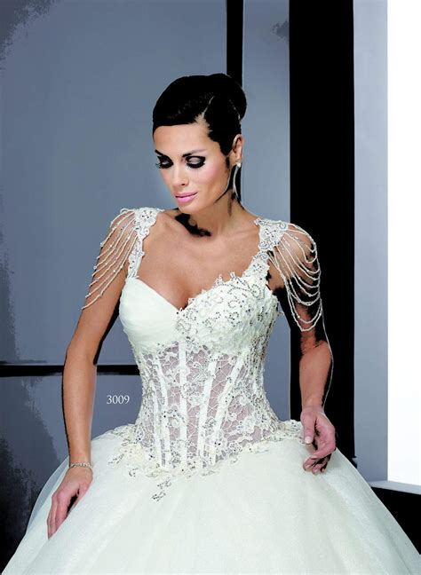 Corset Style Wedding Dresses by Corset Wedding Dresses From Darius Bridal Collection