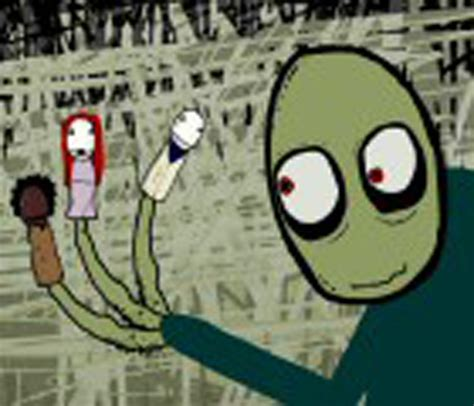 salad fingers valentines day tony malone pie