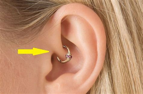 Detoxing Through Ears by If You Notice Someone With This Of Piercing This Is