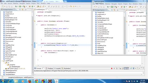 swing program in java with output java why does this kind of output appear stack overflow