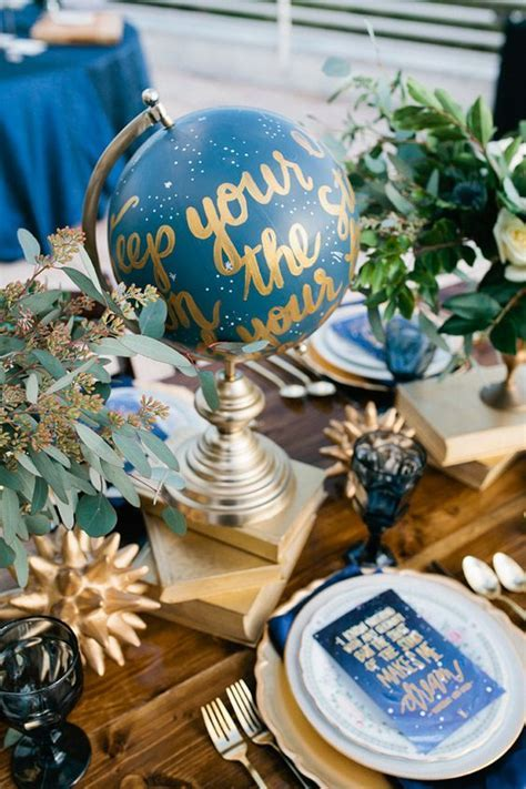 30 Travel Themed Wedding Ideas You'll Want To Steal   Deer