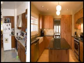 Kitchen Remodel Ideas Before And After by Small Kitchen Remodel Before And After Ideas Decor Trends