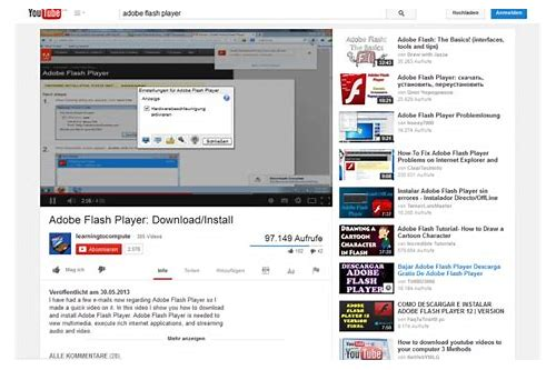 flash player 6 kostenlos downloaden