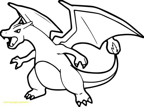 Pics Of Coloring Pages by Mega Charizard Coloring Pages Www Pixshark Images