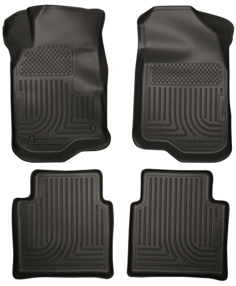 Chevrolet Malibu Floor Mats by Husky Weatherbeater All Weather Floor Mats For Chevy