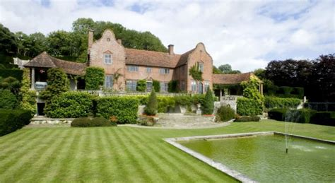 Luxury Home Plans Online kent mansion host to winston churchill and charlie chaplin