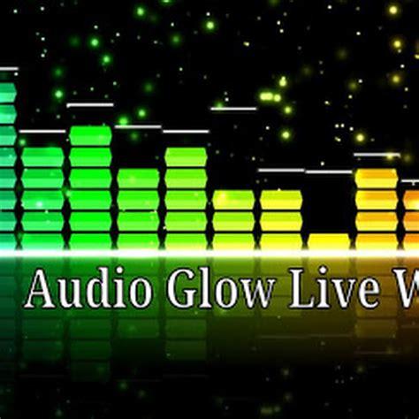 Audio Glow Live Wallpaper Apk