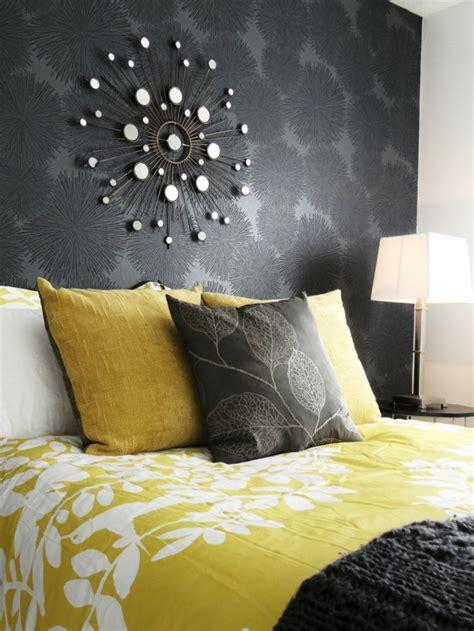 schlafzimmerwand akzente schlafzimmer grau 88 schlafzimmer mit deutlicher pr 228 senz