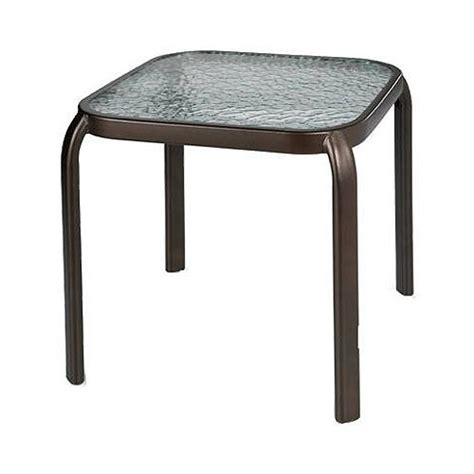 target glass end table outdoor patio tables ideas outdoor d 233 cor ideas using patio side tables decorifusta