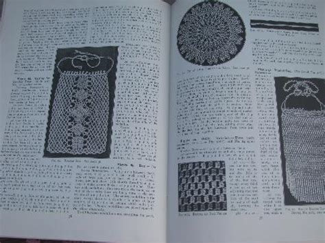 a book of woven coverlets classic reprint books antique tatting patterns modern reprint books of lace