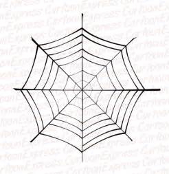 Web Toom Vector Illustration Of A Spiderweb