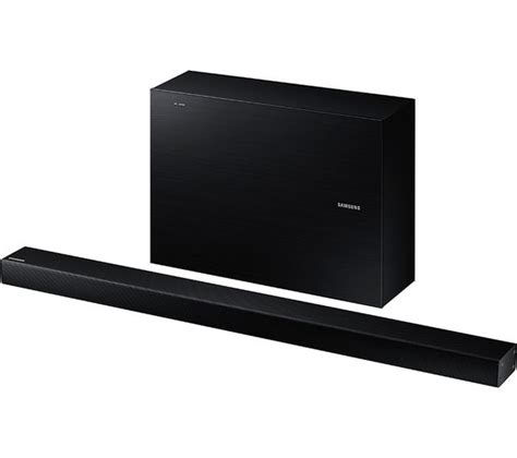 d in samsung sound bar buy samsung hw k550 3 1 wireless sound bar free delivery currys