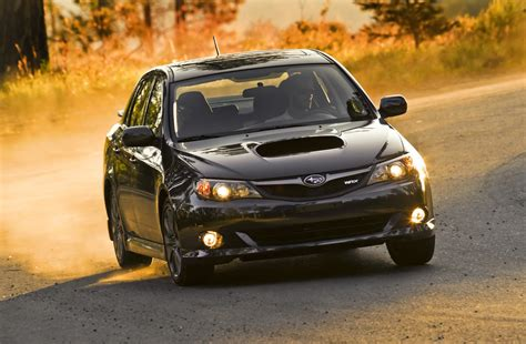 2009 subaru impreza wrx and 2 5gt officially unveiled the