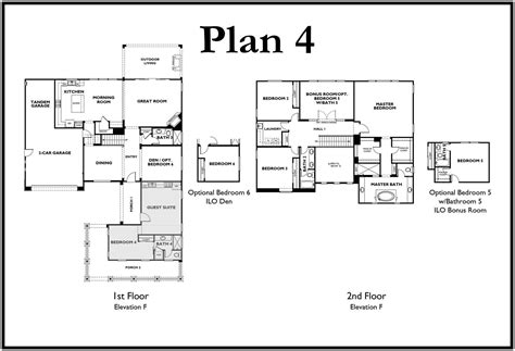 shea homes floor plans arizona