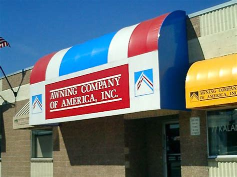 awning company of america awning company of america backlit awnings