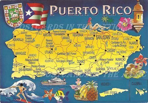 printable puerto rico road map puerto rico road map printable quotes