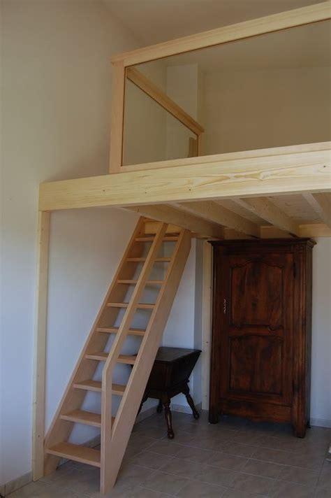 comment faire une mezzanine 1276 17 meilleures id 233 es 224 propos de construire un lit sur