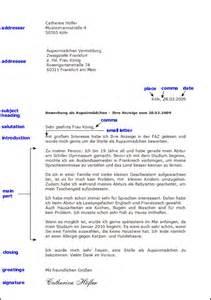 Mit Freundlichen Grüßen Englisch Formal Toms Deutschseite Schreiben Formeller Brief