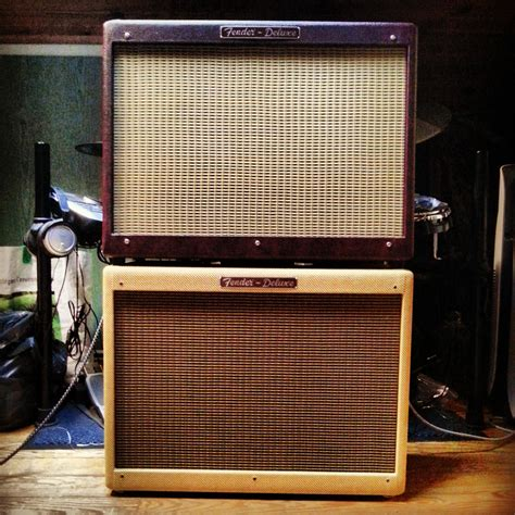 Fender Rod Deluxe 112 Enclosure Tweed Image 644721
