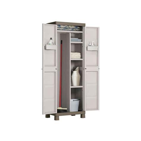 armario de resina para exterior armario de resina escobero para exterior