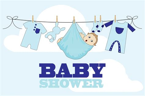 Baby Shower by Baby Shower Card Boy Free Stock Photo Domain Pictures