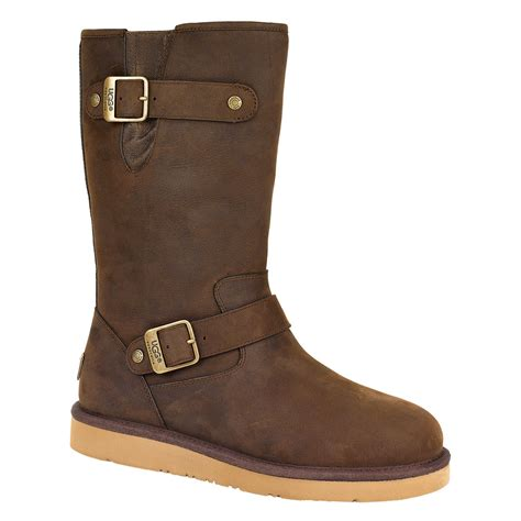 uggs boot ugg sutter toast leather s boot
