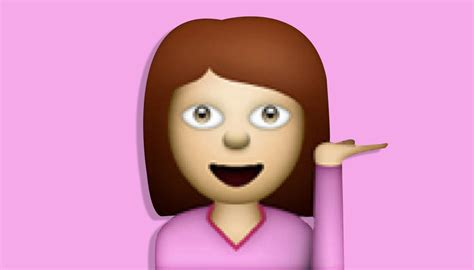 film and woman emoji the sassy woman in pink emoji meaning is not what we think