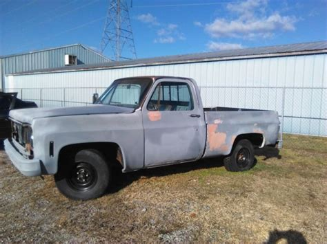short bed truck cer 1975 c10 chevy short bed truck classic chevrolet other