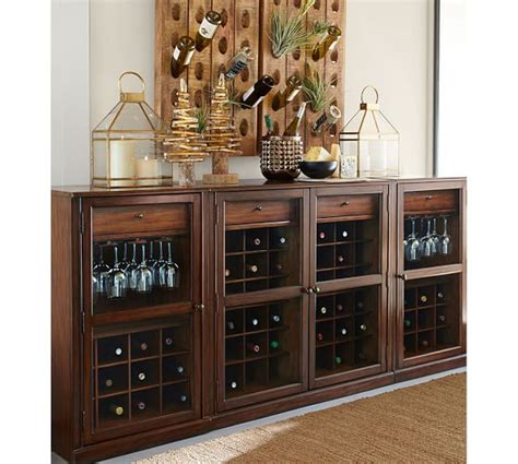 Pottery Barn Wine Rack Wall by Wine Bottle Riddling Rack Pottery Barn