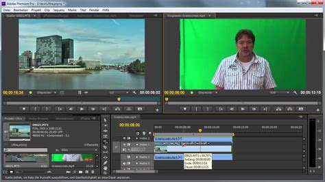 adobe premiere pro green screen greenscreen effekte adobe premiere pro cs6 youtube