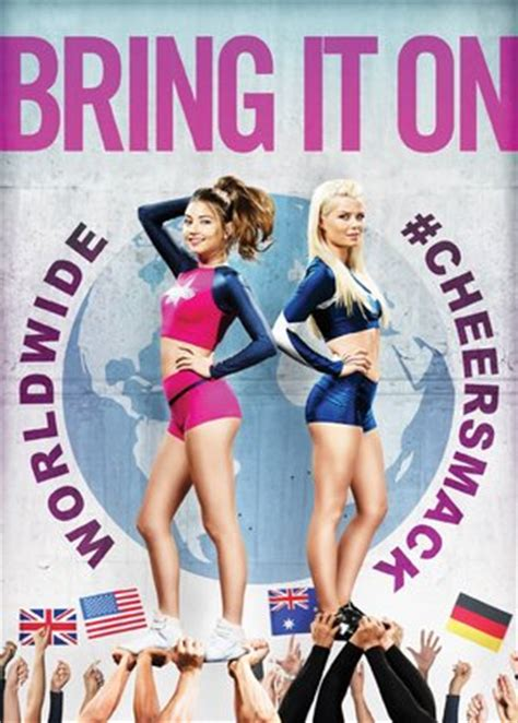 Dvd Bring It On bring it on worldwide cheersmack dvd release date august 29 2017