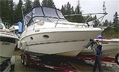 boat props canadian tire 1999 larson 270 cabrio for sale in the lindsay area