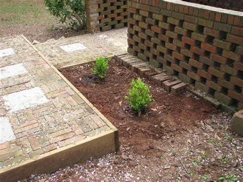Patio Pavers Slope Backyard Landscaping Ideas The Process Of Building A Patio