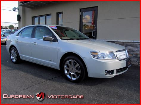 lincoln mkz 2007 2007 lincoln mkz awd for sale near middletown ct ct