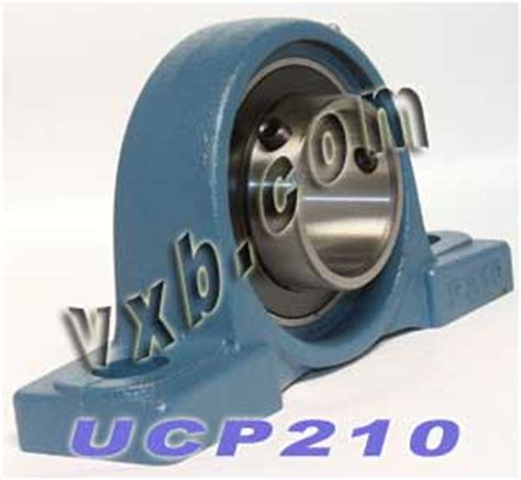 Ucp 210 Fbj Pillow Block Grosir As 50mm Pilo Blok Bearing Duduk 50mm bearing ucp 210 pillow block cast housing mounted bearings