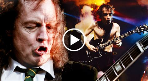 angus youngs   solo  society  rock