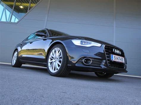 Audi A6 Testberichte by Audi A6 3 0 Tdi 245 Ps Quattro Testbericht Auto