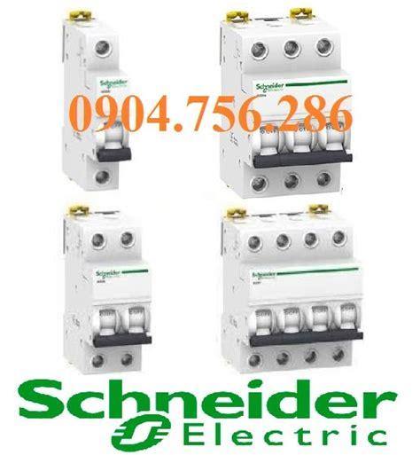 Schneider Mcb Ic60n 6ka 4p 63a aptomat mcb 1p 2p 3p 4p 10ka acti9 ic60h schneider thietbischneiderelectric