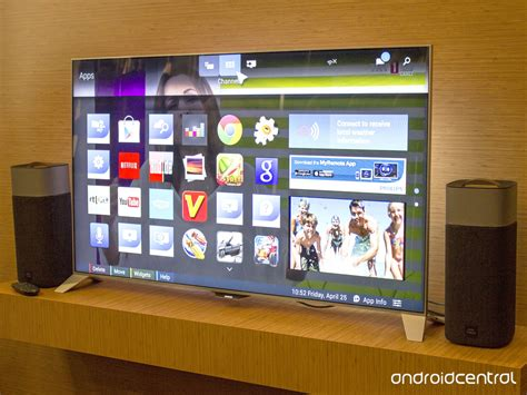 how to play from android to tv philips new android powered tvs bring gaming play to your living room android central