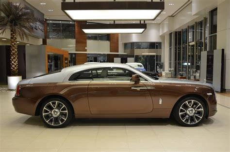 Amazing Price 100 Original Royce Smile All Type Neo bronze and silver rolls royce wraith is for the