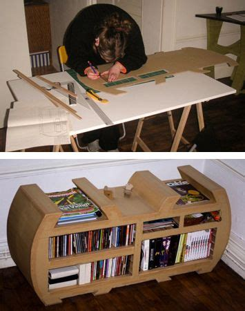 How To Make Paper Mache Furniture - 205 best images about cardboard paper mache furniture on