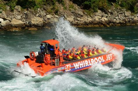 speed boat rides near me 2 day niagara falls thunder and thrills tour from new york
