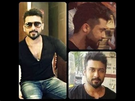 hair style suriya 2016 surya new beard style official look youtube
