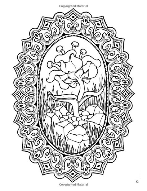 elaborate coloring pages for adults 1000 images about illustrations on pinterest